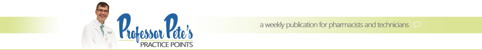 Prof Petes practice points