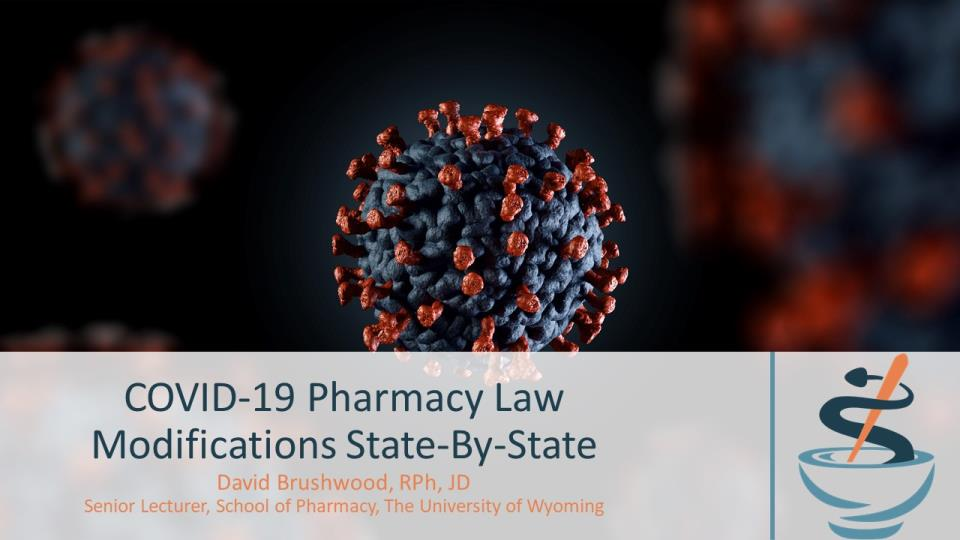COVID-19 Pharmacy Law Modifications State-By-State