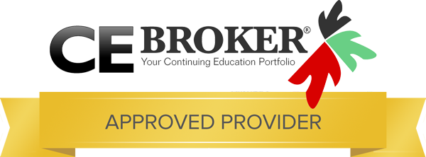 CE Broker Approved Provider