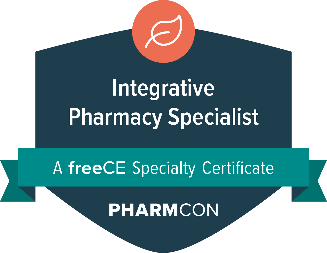 Integrative Pharmacy Specialsit Badge